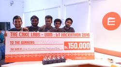 Cake Labs IoT Hackathon