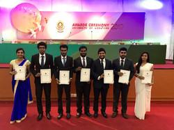 University Awards Ceremony 2017