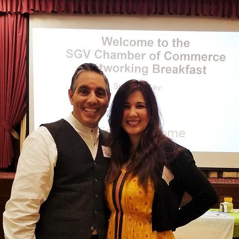 Paul and Vanessa at SGV Breakfast.jpg