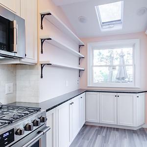 Bay Ridge Brownstone Kitchen & Deck