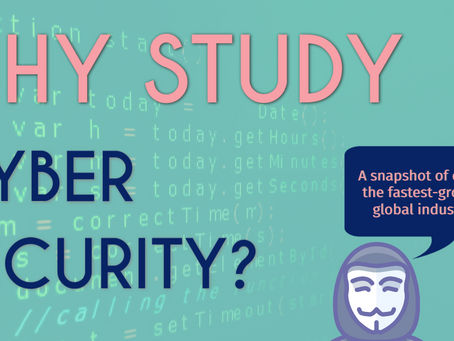 Why Study Cyber Security?