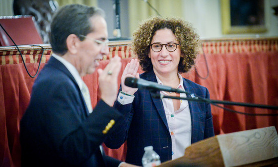 Meredith Sworn in as President of Network of Bar Leaders