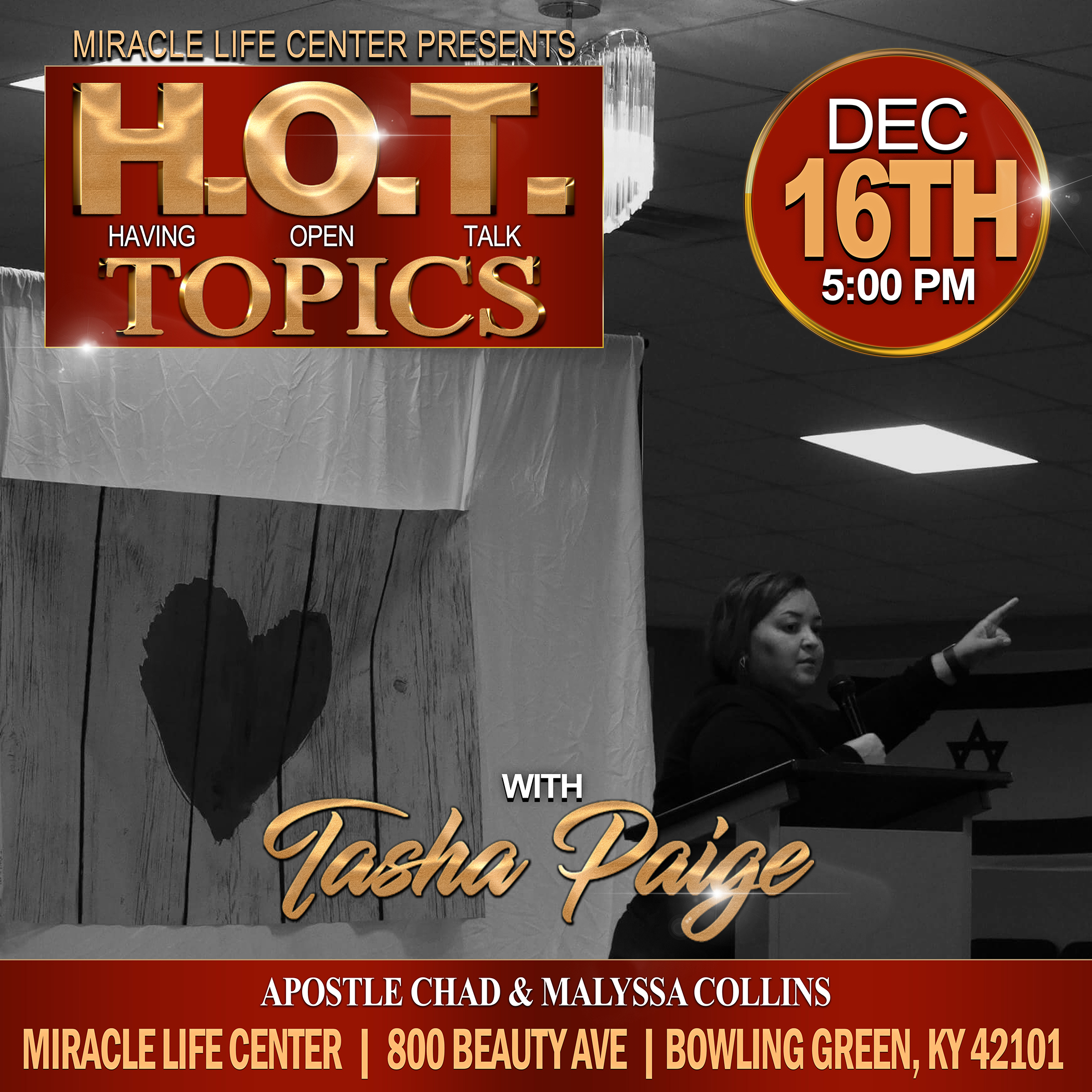 HOT Topics Dec 2017