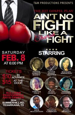Church Fight Play
