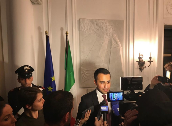 One Belt, One Road, Multiple Risks: China, Italy Deal Made Di Maio's Mission to the US Complicat