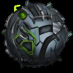 Orbital Asteroid