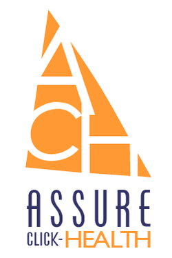 Assure Click Health Logo