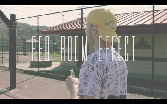 Ghetto Blaster • Red Room Effect