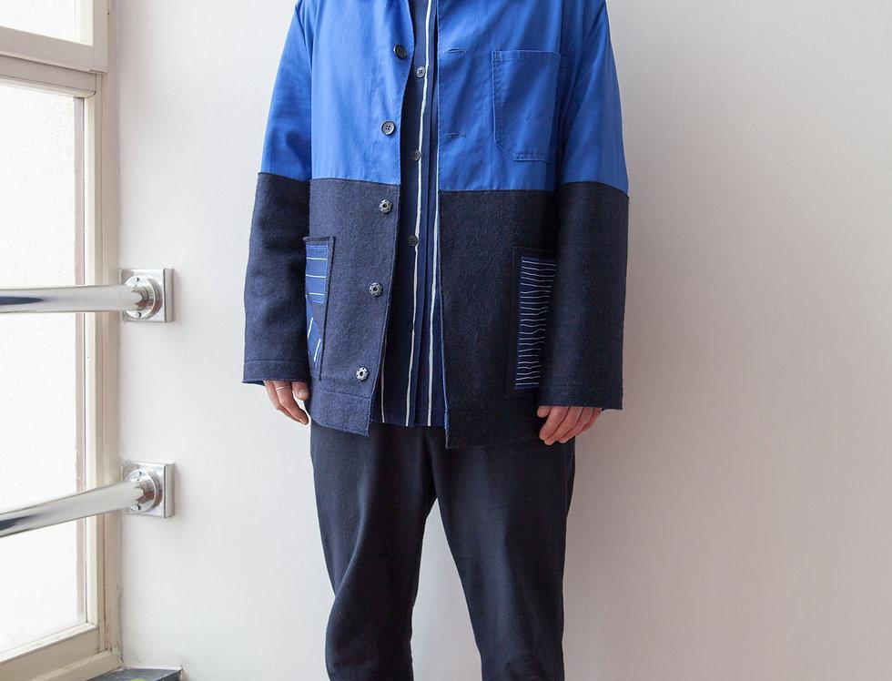 Workwear Jacket Cotton / Wool