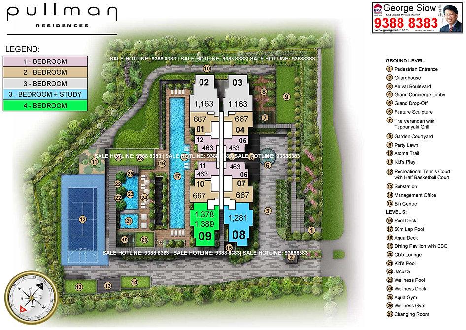 14 Sept PULLMAN Residences  Site Plan-pa