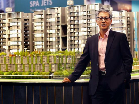Property market all abuzz as new condos go on sale