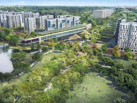 Deferred Bidadari site, first for new housing estate, launched for sale