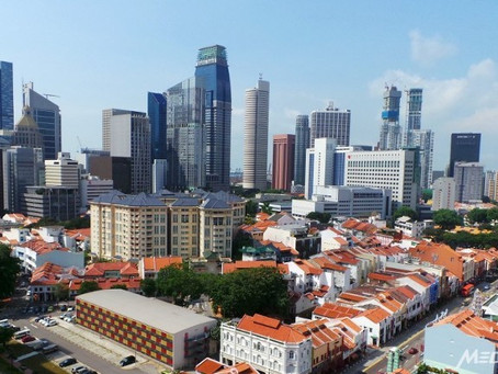 Singapore economy to grow at 'moderate pace': MAS