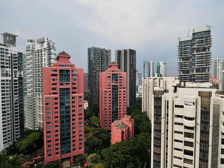 Singapore private property prices to rise 10% by end-2018: Report