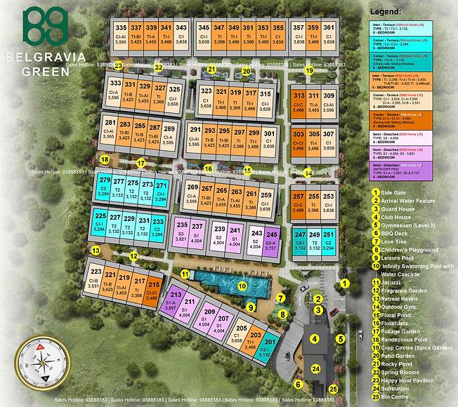 05 Oct 2018 Print Belgravia Green Site P