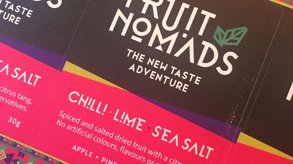Chilli Lime and Sea Salt