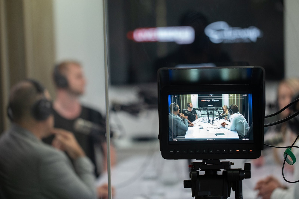 Film & Television Agency have launched Australia's first podcasting and broadcasting studio. Record and film your podcast while also sending live to your audience on all your social media channels.