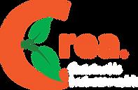 logo CREA SUSTENTABLE 2018 letra blanca.
