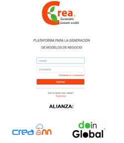 Alianza CREA-INN  y DOINGLOBAL