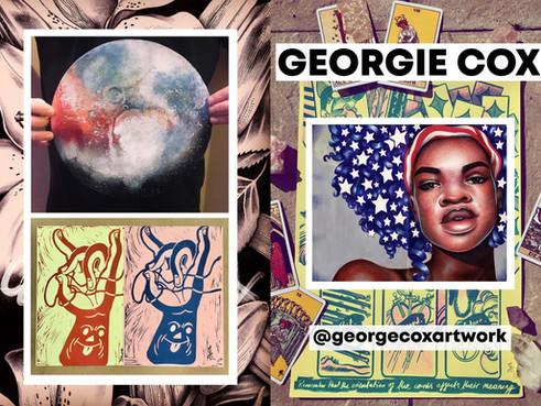Georgie Cox: Artist of the Week