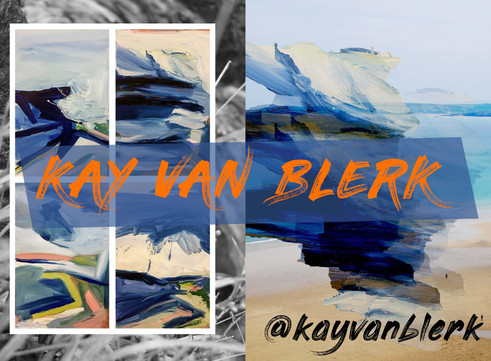 Kay van Blerk: Artist of the Week