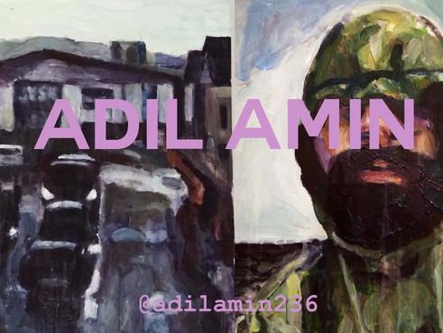 Adil Amin: Artist of the Week