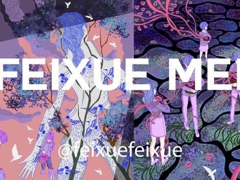 Feixue Mei: Artist of the Week