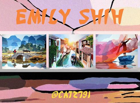 Emily Shih: Artist of the Week