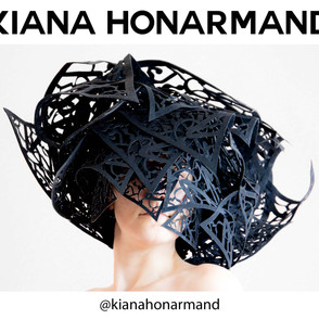 Kiana Honarmand: Looking to the Future artist spotlight