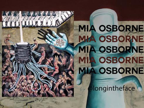 Mia Osborne: Artist of the Week