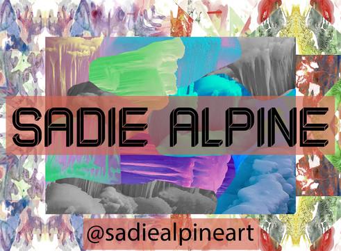 Sadie Alpine: Artist of the Week