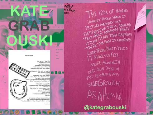Kate Grabouski: Artist of the Week