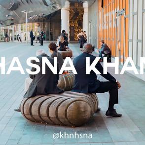 Hasna Khan: Artist of the Week