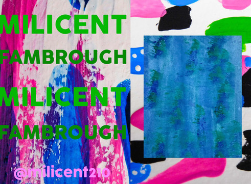 Milicent Fambrough: Artist of the Week