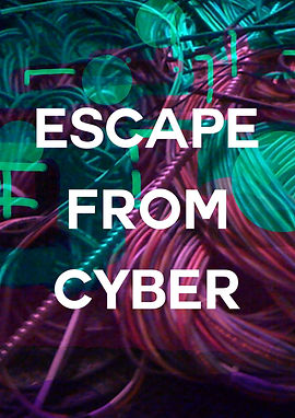 Escape from Cyber Game poster.jpg