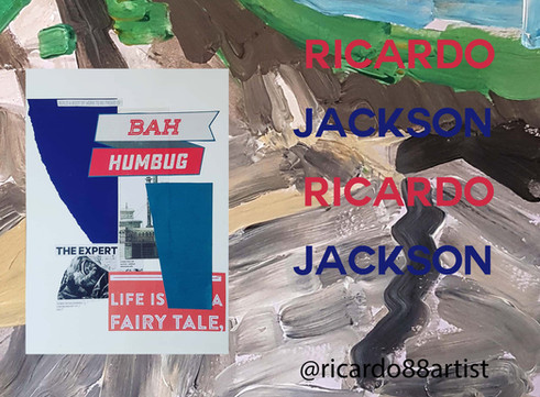Ricardo Jackson: Artist of the Week