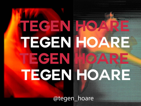 Tegen Hoare: Artist of the Week
