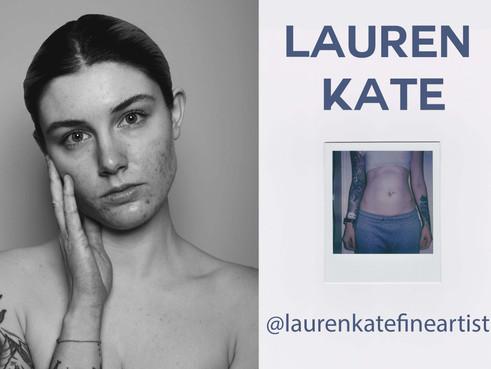 Lauren Kate: Artist of the Week