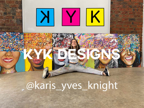 KYK Designs: Artist of the Week