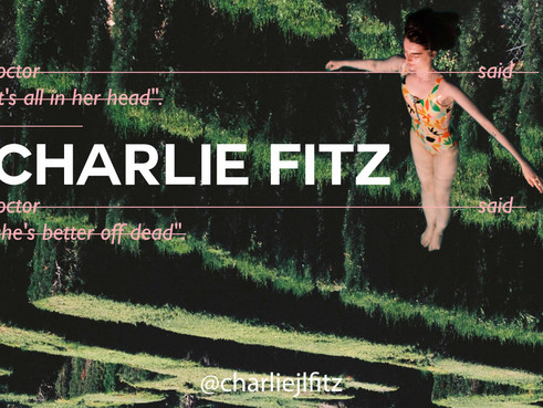 Charlie Fitz: Artist of the Week