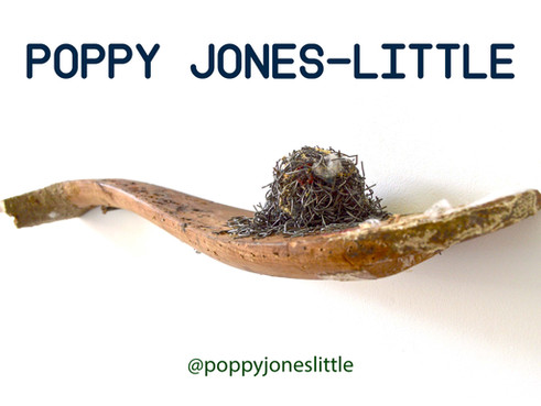 Poppy Jones-Little: Artist of the Week