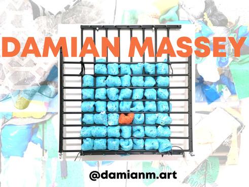 Damian Massey: Artist of the Week