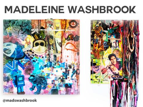 Madeleine Washbrook: Artist of the Week