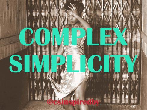 Complex Simplicity: Artist of the Week