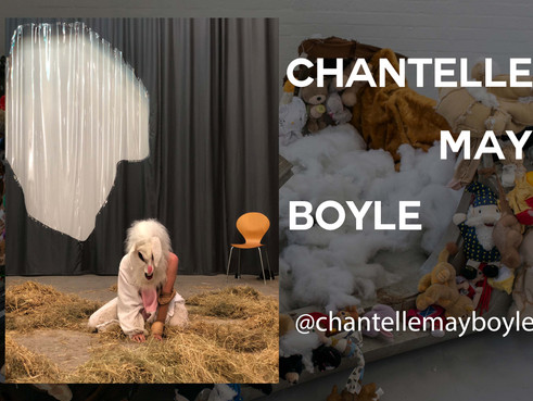 Chantelle May Boyle: Artist of the Week
