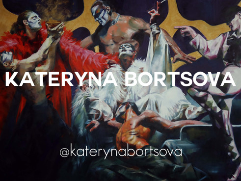 Kateryna Bortsova: Artist of the Week