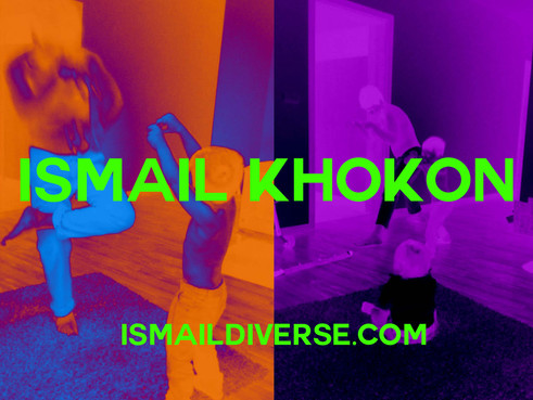 Ismail Khokon: Artist of the Week