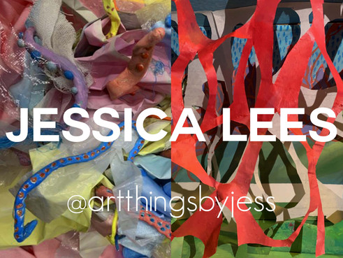 Jessica Lees: Artist of the Week