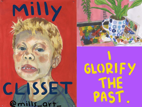 Milly Clissett: Artist of the Week