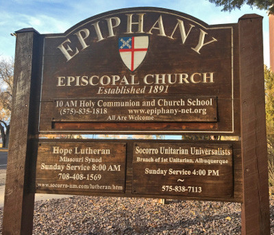 Welcome to Epiphany!